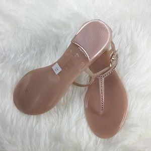 ed0371be55a7 LK Bennett Shoes - L.K. BENNETT Lola Pink Swarovski Crystal Jelly